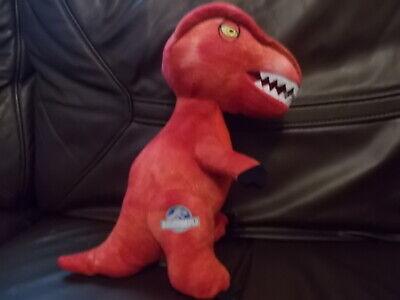 Jurassic World 12 Pollici Peluche Dinosauro Ottime Condizioni-mostra Il Titolo Originale