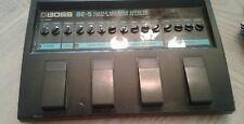 - Vintage Boss BE-5 Multi Effects Pedal MIJ w/ Power Suppy -