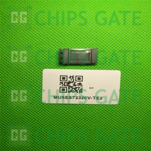 1PCS musas 72320V-TE2 IC doble Chan volumen 32-SSOP 72320 musas 72320