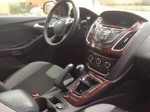 image is loading ford focus se st sedan hatchback interior burl - Ford Focus 2012 Hatchback Interior