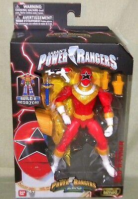 Bandai Mighty Morphin Power Rangers Legacy Red Ranger Build A Megazord Figure