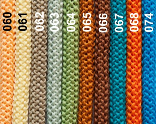 6mm Crochet Cord Macrame Cord Polyester Cord Rope For Crochet Macrame Projects