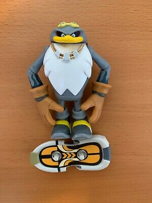 """STORM THE ALBATROSS FREE RIDERS SONIC THE HEDGEHOG ACTION FIGURE LOOSE 3/"""" #DS2"""