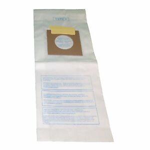 Hoover Windtunnel Y Micro Lined Allergen 4010100Y 4010801Y Vac 6 Allergen Bags
