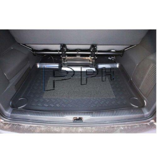 Alfombrilla de Tina VW t6 Caravelle brevemente protector maletero tapis coffre vasca as