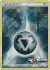 p2-9533 Lg/&Ch Play! Pokemon Promo Metal Energy Cards 112//114