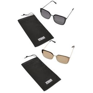 Urban Classics Sunglasses DecemberUC Sonnenbrille UV400 Mikrofaser Bag frameless