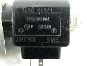 Hawe/ SME 749004071 Hydraulik Ventil
