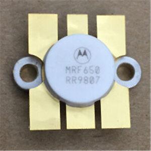 1PCS-MRF650-Encapsulation-RF-TRANSISTOR-Transistor