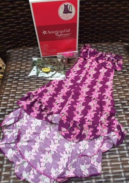 American Girl Nanea Holoku  Vestito Hawaiana  acquisto limitato
