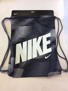 0a7333be48fd Nike Team Training Draw String Bag Gym Bag Gym sack 12 Litres ...