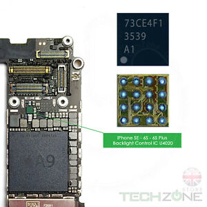 brand new ab73c 97816 Details about U4020 U4050 Backlight IC Boost Control Driver Chip iPhone 6S,  6S Plus iPhone SE