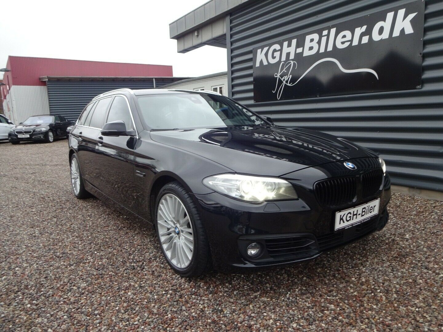 BMW 535d 3,0 Touring xDrive aut. 5d