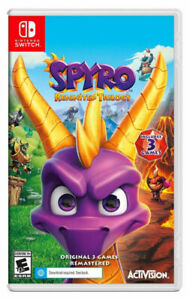 Spyro-Reignited-Trilogy-Nintendo-Switch-Brand-New-Region-Free