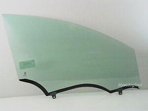 Compatible with 2007-2012 Nissan Altima 4 Door Sedan Passenger Right Side Rear Door Window Glass