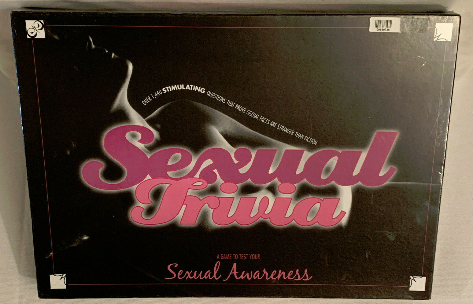 Sexual Trivia Game A Game To Test Your Sexual Awareness For Sale Online