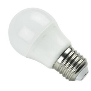 Aigostar A5 G45/g95/g120 - bombillas Led Esféricas calidad premium. opciones. G45 5W E27 grande 3000k luz Cálida individual