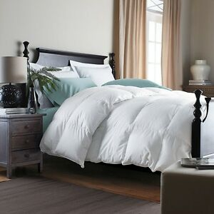 goose feather down duvet quilt 10 5 tog super king bed size 40