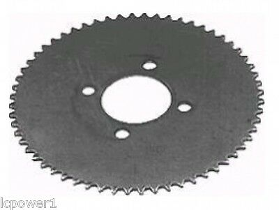 "[ROT] [470] Universal Steel Plate Sprocket 72 Tooth 8-3/4"" OD C-35 2"" Center"