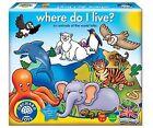 Orchard Toys Where Do I Live? 069