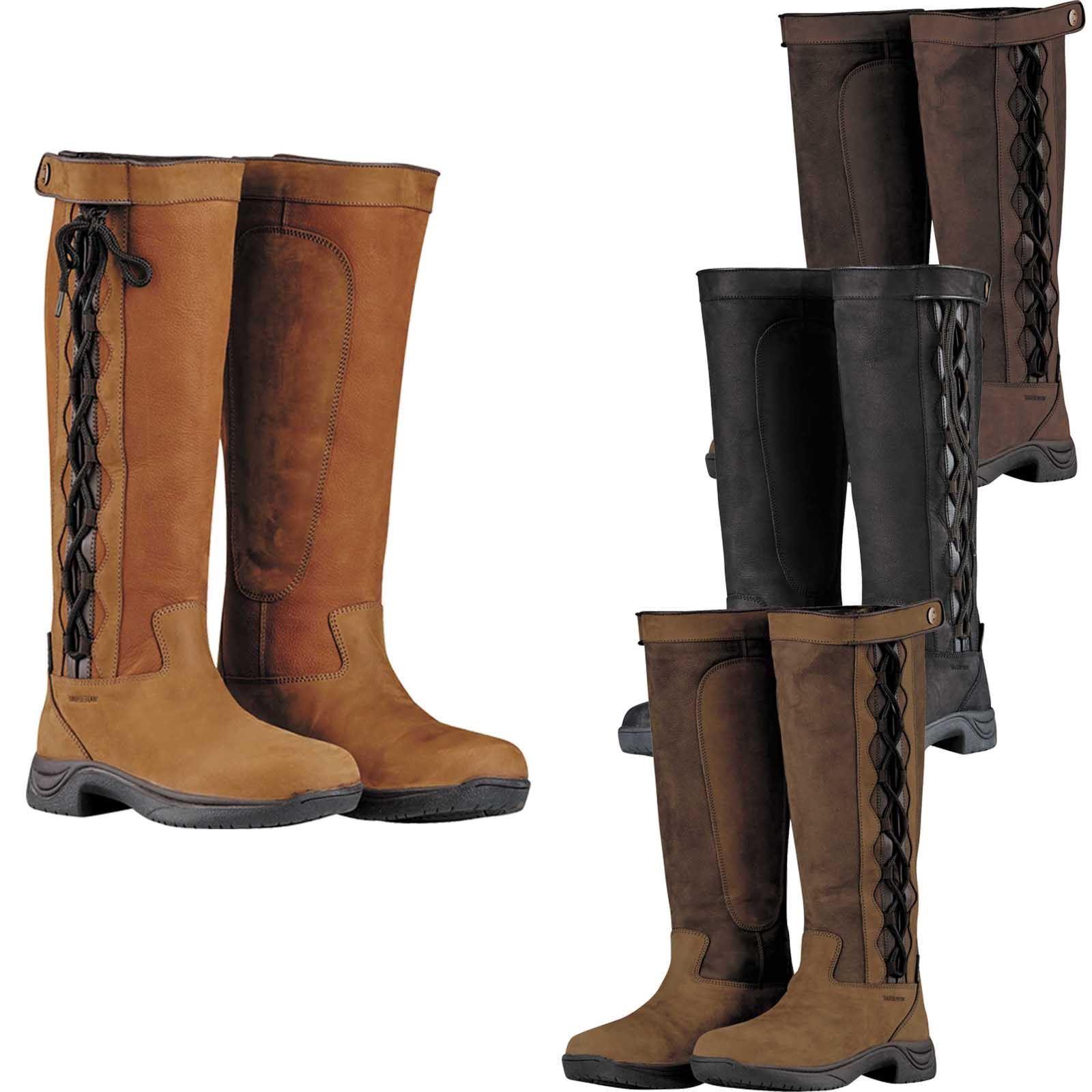 Dublin Pinnacle Ii Impermeable Damas Equitación Caminar Moda botas De País