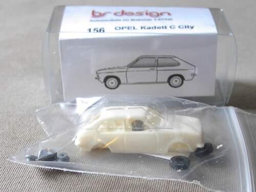 1:87 bs-design Resin Opel Kadett C City
