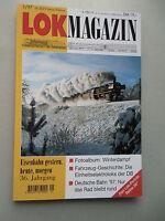 LOK Magazin Eisenbahn gestern heute morgen 1/97 Nr. 202 Jan./Feb.