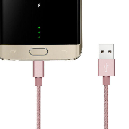 NEW SAMSUNG MICRO USB DATA FAST CHARGING CABLE FOR GALAXY S6 S6 Edge S7 EDGE J3