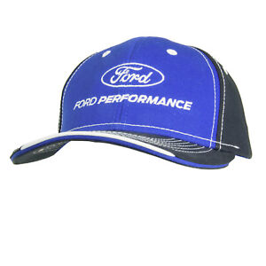 48c587128 Details about OEM NEW Ford Performance Black SVT Raptor Mustang F150 Shelby  Hat Baseball Cap