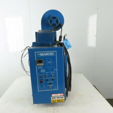 Novatec Md 25s Dehumidifying Plastic Granular Desiccant Dryer 230v 1ph 25 Lbshr