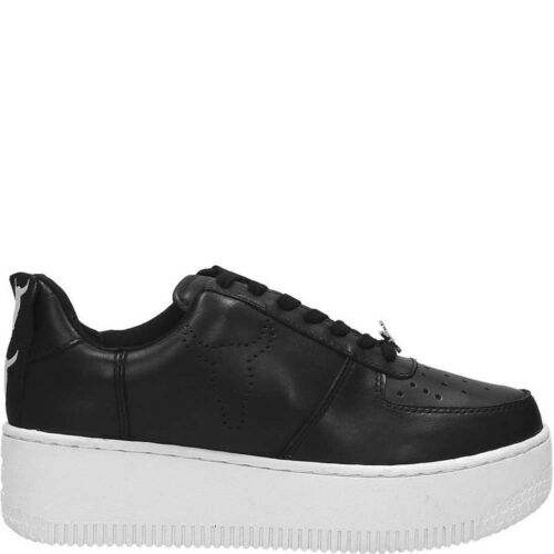 Olyvia Racerr Sneaker Bianco Platform Zeppa Smith Windsor Nero Militare UHqwEHS