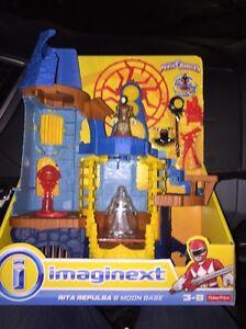 Fisher Price Imaginext Power Rangers Rita Repulsa & Moon ...