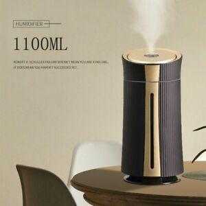 Humidificateur-D-039-air-A-Ultrasons-USB-Diffuseur-Arome-Huile-Essentielle-Nuit-Lumi