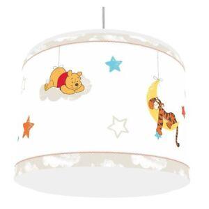 Winnie the pooh rise shine light shade kids room matches duvet set image is loading winnie the pooh rise amp shine light shade aloadofball Gallery
