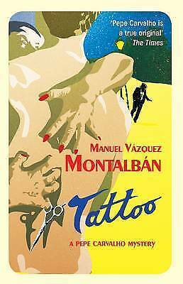 (Good)-Tattoo (Pepe Carvalho Mysteries) (Paperback)-Vázquez Montalbán, Manuel-18