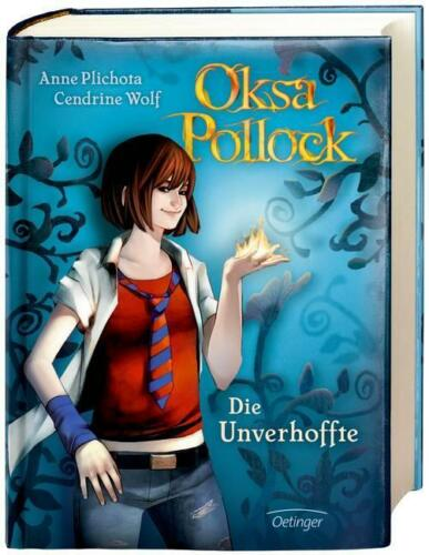 1 von 1 - Oksa Pollock. Die Unverhoffte: Band 1 von Plichota, Anne, ... | Buch | gebraucht
