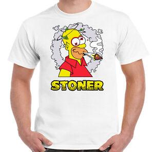 Stoner-Mens-Funny-T-Shirt-Weed-Spliff