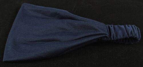 Moderne Haarband Kopftuch Bandana Stirnband stylisch 100 /% Baumwolle NEU