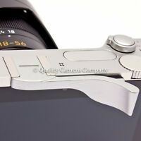 Match Technical Thumbs Up Ep-12t (silver) - Leica T Thumb Grip Image Stabilizer