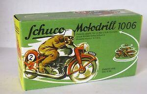 Repro Box Schuco Motodrill 1006