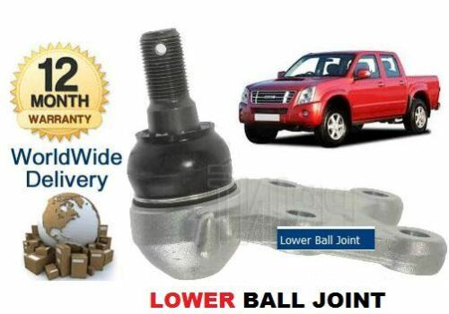 FOR ISUZU RODEO 2.5DT 3.0DT PICKUP 2003-2007 LOWER BOTTOM WISHBONE BALL JOINT