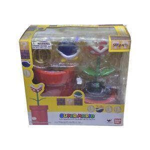 Bandai Tamashii Nations S.H. Figuarts Diorama Set C Super Mario Piranha Plant