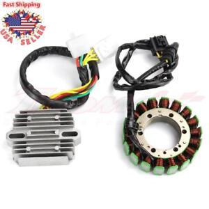 Voltage Regulator Rectifier & Coil Stator For HONDA CBR900RR 929RR 2000 2001 USA