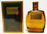 Guess By Marciano Cologne For Men 3.4 Oz 100 Ml Edt Spray Sealed In Box