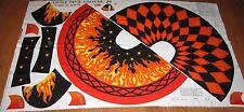 5 Yards Quilt Cotton Fabric - VIP Cranston Halloween Little Devil Cape Panel