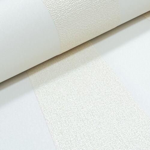 Arthouse Pailleté À Rayures Crème Shimmer Texturé Collez Le Mur Papier Peint