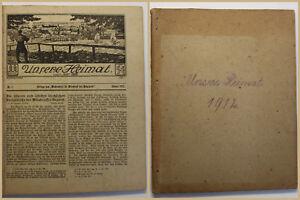 Unsere-Heimat-Beilage-Wochenblatt-fuer-Wilsdruff-1912-Sachsen-Geschichte-sf
