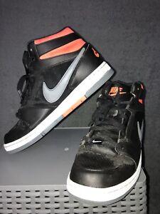 Nike Prestige IV High Orange Black