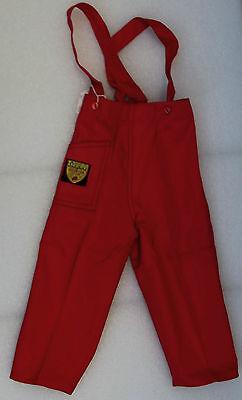 Vintage childrens jeans 1950s 1960s UNUSED Boys girls Ladybird Age 12 months