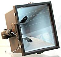 Genlyte Thomas Industrial Flood Light Fixture For Use W. 500 Max. Watt T-3 Lamp